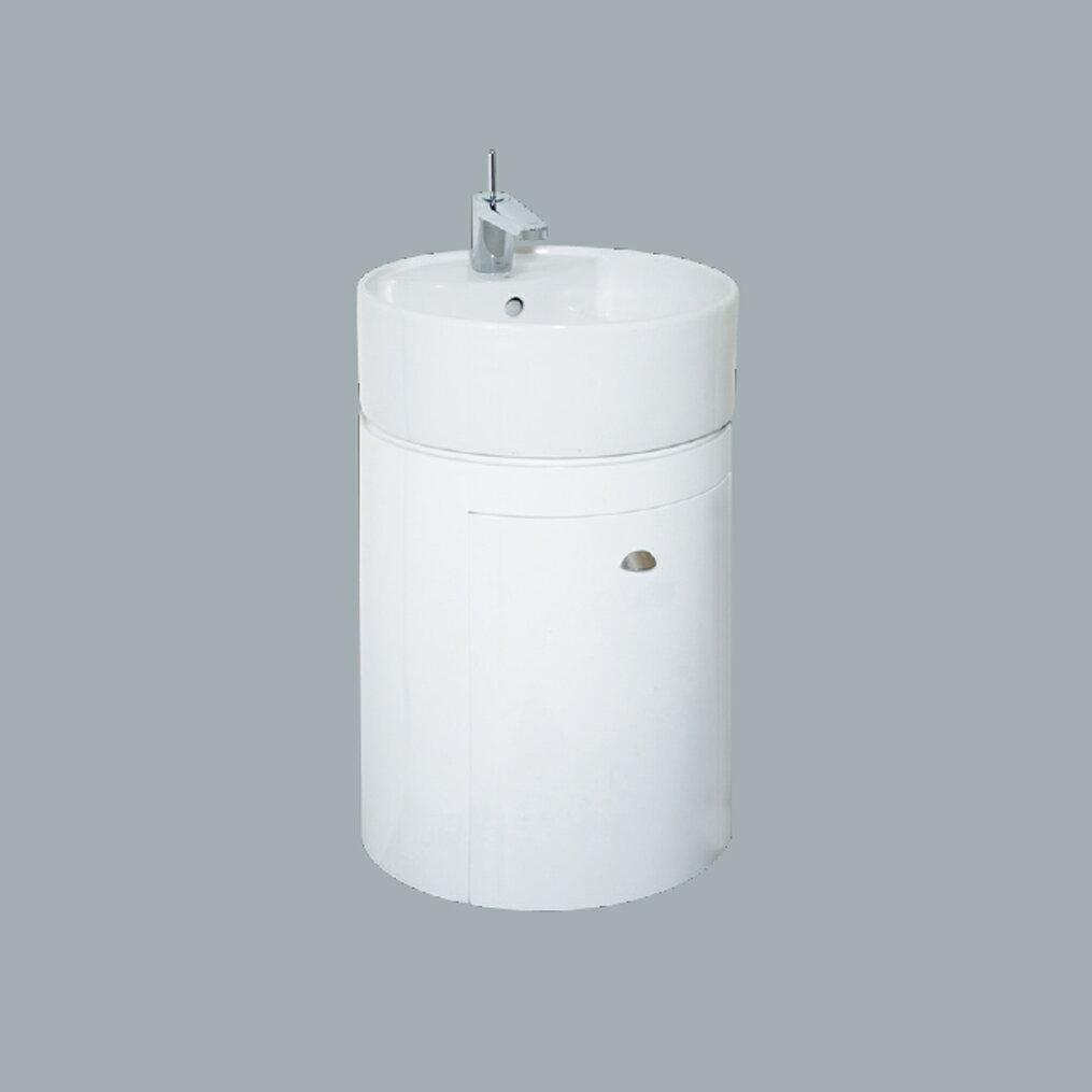 HCG臉盆浴櫃/不含水龍頭 /L4007SAdb+LCP4007B