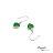 大東山珠寶 珍愛 天然緬甸老坑玻璃種A貨翡翠 頂級真鑽18K白金耳環 4