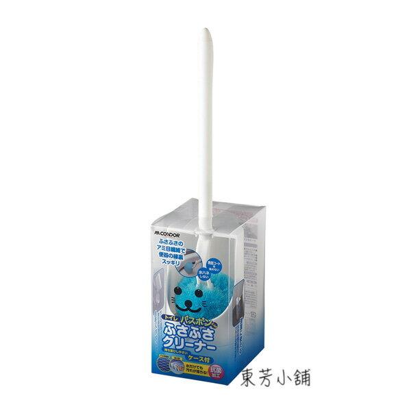 日本馬桶刷具組 (附置放盒)(另售替換刷子)