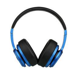 【迪特軍3C】FONESTUFF 蕭敬騰簽名款【Drama5】Hi-Fi 劇院耳罩式耳機 耳機 - 搖滾藍