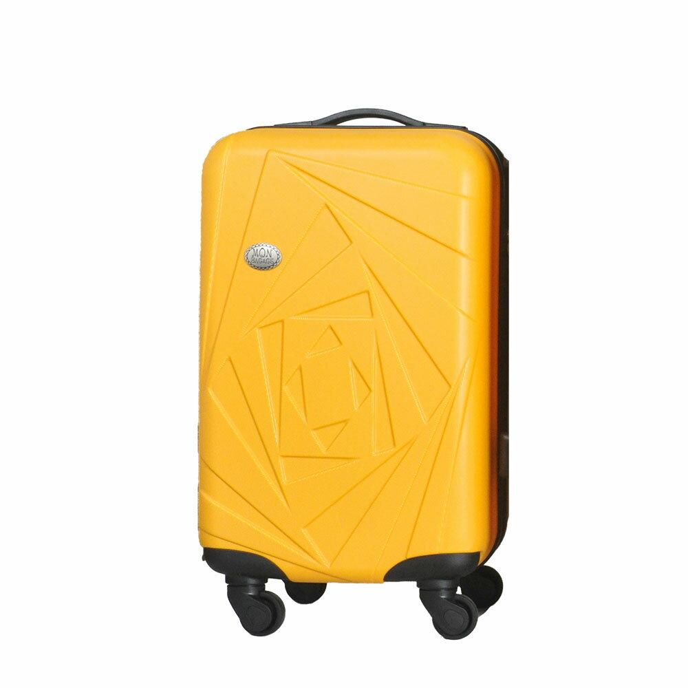 Mon Bagage 巴黎風情系列ABS輕硬殼 20寸 登機箱 旅行箱 行李箱 1