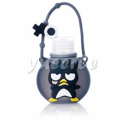 【悅兒樂婦幼用品?】三麗鷗 酷企鵝造型乾洗手凝膠組-立體
