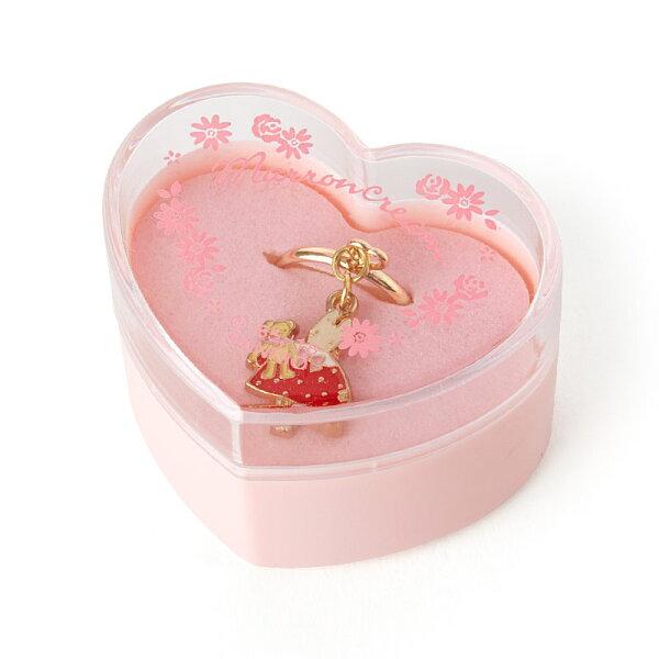 【真愛日本】4901610379387造型戒指附盒-MA加ACR茉莉兔兔媽媽禮物三麗鷗造型戒指飾品附禮盒