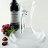 【曉風】《Banquet Crystal 歐洲水晶圓形醒酒瓶 1250ml》 0