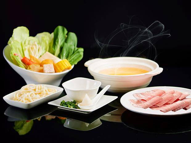 【HOUSE POT】頂級松阪豬火鍋套餐