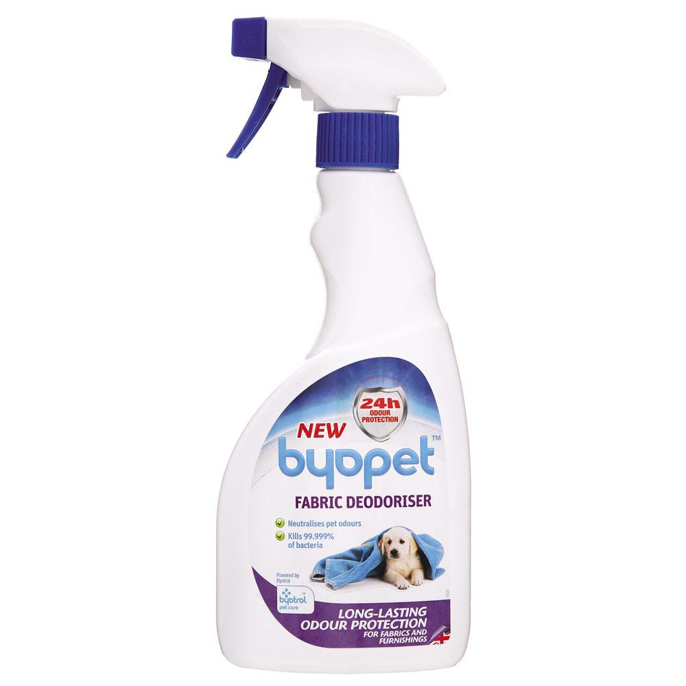 英國Byopet布製品除臭消毒噴劑(500ml)