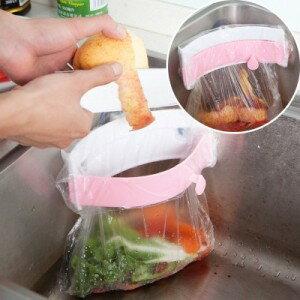 Loxin☆水槽防臭垃圾架【SA0529】垃圾架/垃圾桶/水槽夾/收納架/置物架