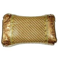夏日寢具 | 涼感枕頭/涼蓆/涼被/涼墊到蕎麥 學生涼枕(LJ2206) 48x28cm 隨機