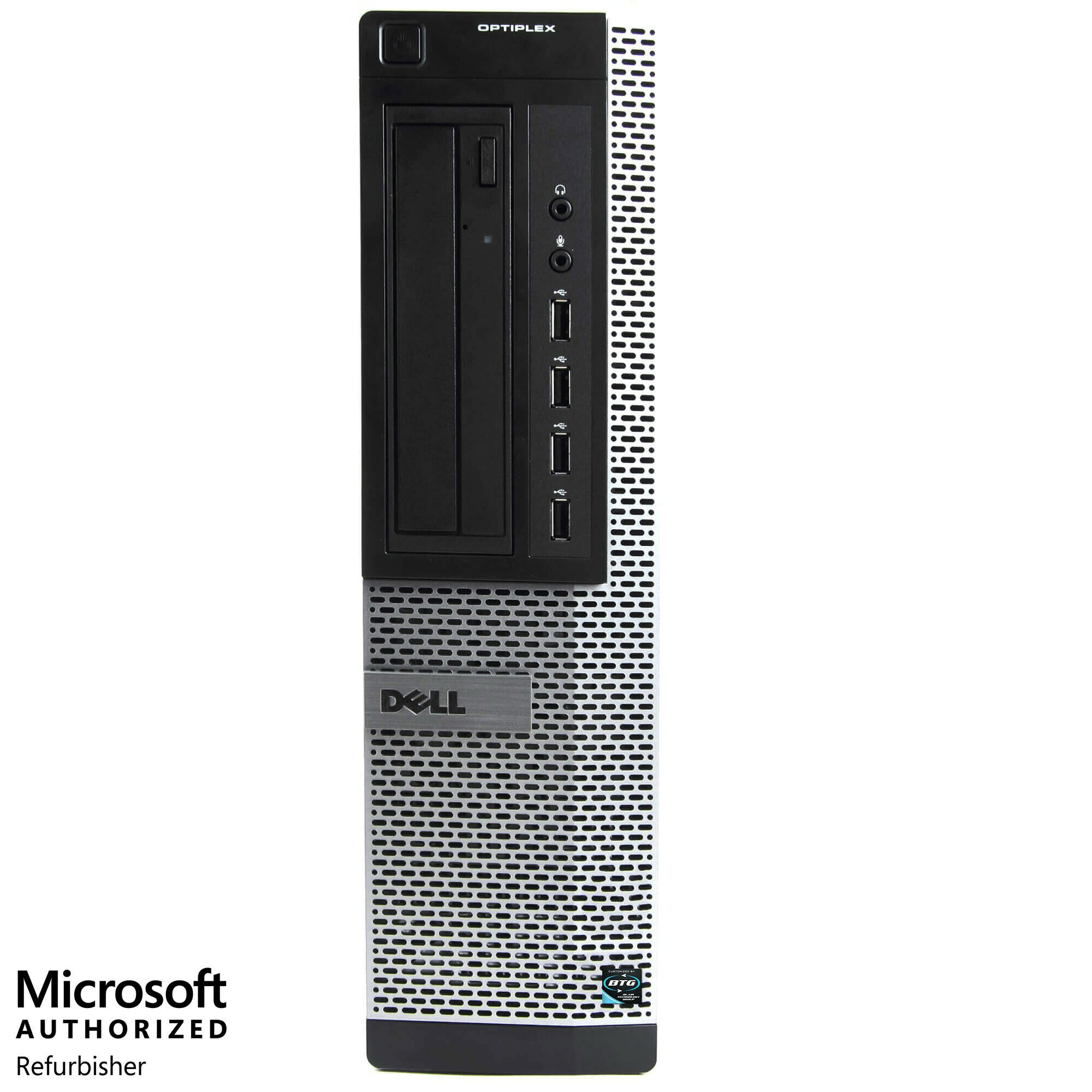 Custom Dell Optiplex 760 Desktop Computer Intel Core 2 Duo Up to 16GB RAM  and 512GB SSD Windows 10 Home Includes Monitor, Keyboard, Mouse and Wifi