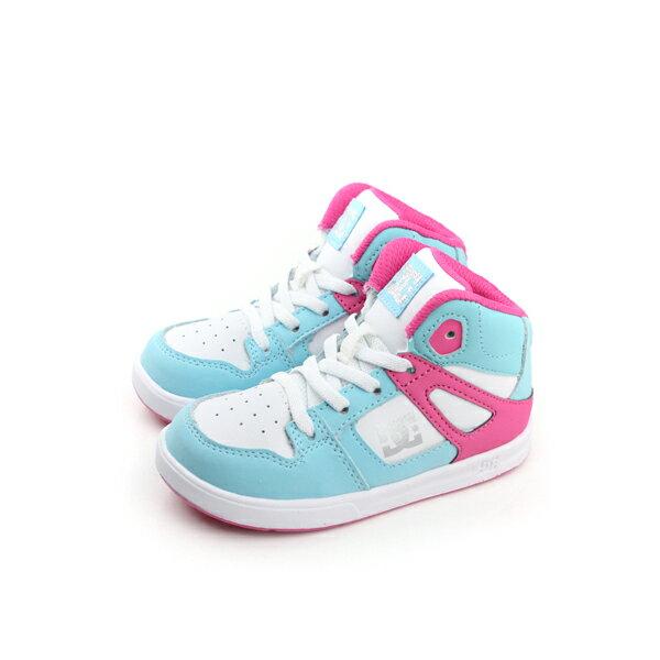 DC REBOUND UL 鞋 淺藍 小童 no131