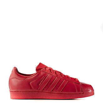 【EST S】Adidas Originals Superstar Glossy S76724 貝殼頭 紅 H0317