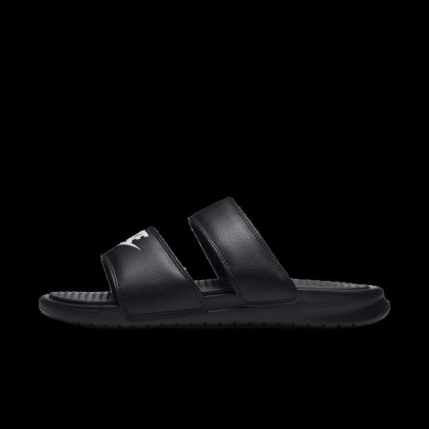 [ALPHA] NIKE BENASSI DUO ULTRA SLIDE 819717-010 女鞋 拖鞋