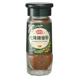 真好家綠瓶七味辣椒粉30g【愛買】