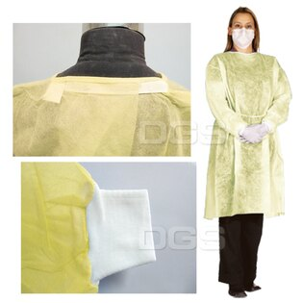 《Medicom》隔離衣Gown