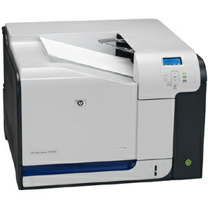 HP LaserJet CP3525n Color Laser Printer 4
