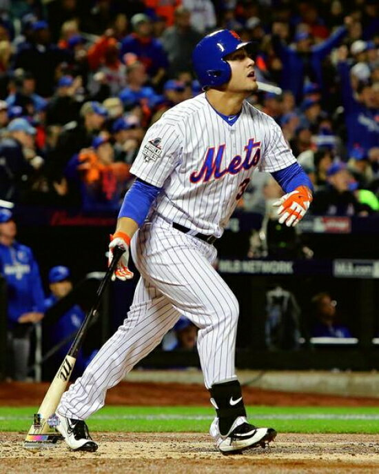 Posterazzi: Michael Conforto Home Run Game 4 Of The 2015