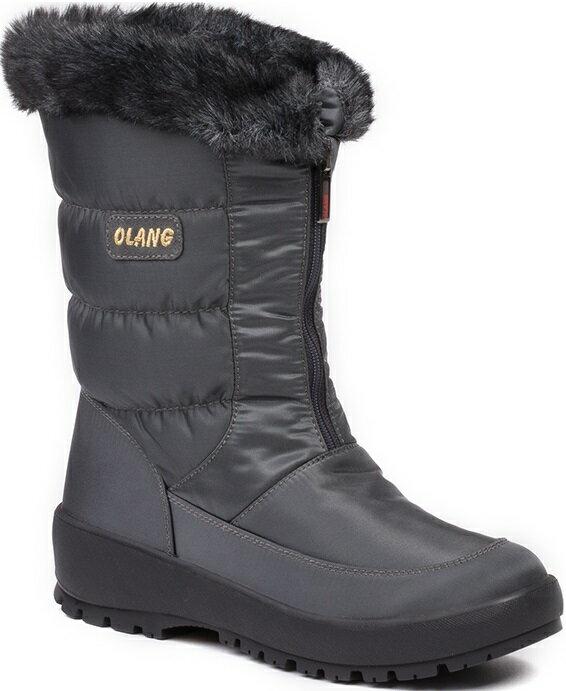 Olang 雪鞋/保暖雪靴/滑雪/出國旅遊 Gemma OLANTEX 女款 OL-1602W 黑