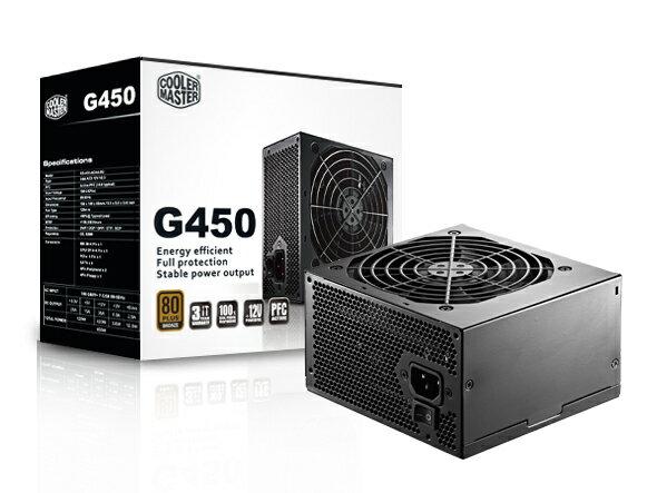 【迪特軍3C】COOLMASTERG系列G450電源供應器PC電源供應器POWER