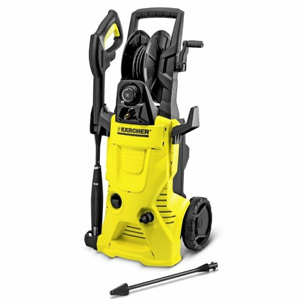 德國凱馳 Karcher 高壓清洗機 K4 PREMIUM---適用於汽、機車、地面磁磚等清洗工作,快速清潔省時不費力! - 限時優惠好康折扣