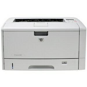HP LaserJet 5000 5200 Laser Printer - Monochrome - 1200 x 1200 dpi Print - Plain Paper Print - Desktop - 35 ppm Mono Print - A3, A4, A5, A6, B4, B5, B6, B4 (JIS), B5 (JIS), B6 (JIS), C5 Envelope, ... - 350 sheets Standard Input Capacity - 65000 Duty Cycle 1