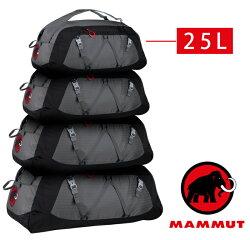 【鄉野情戶外用品店】 Mammut 長毛象 |瑞士| Cargo Light 行李袋裝備袋 多用途旅行背包/03880-0051 【容量25L】
