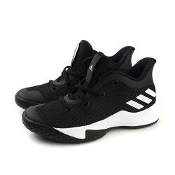 adidas Rise Up 2 K 訓練鞋 運動鞋 黑色 大童 童鞋 DB1255 no540