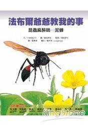 昆蟲麻醉師:泥蜂-法布爾爺爺教我的事