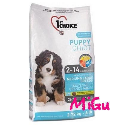 *Mi Gu*瑪丁《中大型幼犬》15kg低過敏雞肉配方