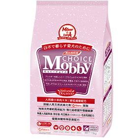 *Mi Gu*莫比Mobby《羊肉+米》1.5kg大型幼 / 母犬專用配方 - 莫比寵物自然食