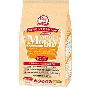 *Mi Gu*莫比Mobby《羊肉+米》1.5kg肥滿犬 / 高齡犬專用配方 - 莫比寵物自然食 ~減肥犬/老犬