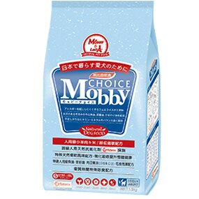 *Mi Gu*莫比Mobby《羊肉+米》1.5kg小型成犬專用配方 - 莫比寵物自然食