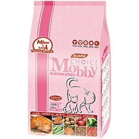 *Mi Gu*莫比Mobby《幼 / 母貓》3kg專用配方 - 莫比寵物自然食