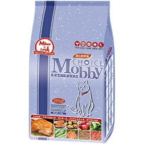*Mi Gu*莫比Mobby《挑嘴貓》1.5kg專用配方 - 莫比寵物自然食