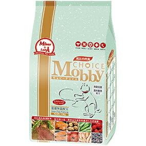 *Mi Gu*莫比Mobby《鹿肉+鮭魚》3kg無穀類愛貓專用配方 - 莫比寵物自然食