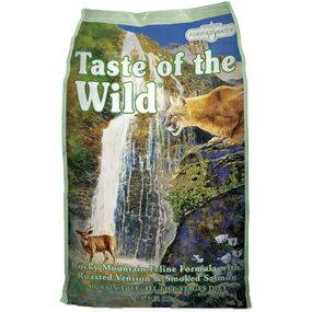 *Mi Gu*海陸饗宴《洛磯山鮭魚鹿肉•愛貓專用》5LB - 海陸饗宴Taste of the Wild