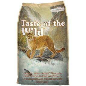 *Mi Gu*海陸饗宴《峽谷河鱒魚燻鮭‧愛貓專用》7KG - 海陸饗宴Taste of the Wild 15LB