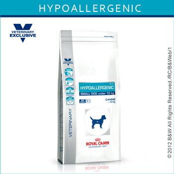 HSD24低敏小型犬1kg