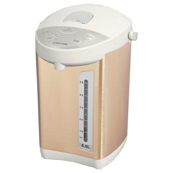 【TATUNG 大同】6公升電熱水瓶 (TLK-655MA)|大同 電熱水瓶 熱水瓶