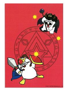 做你的白日夢特展明信片-勇者雞姐精選插畫款