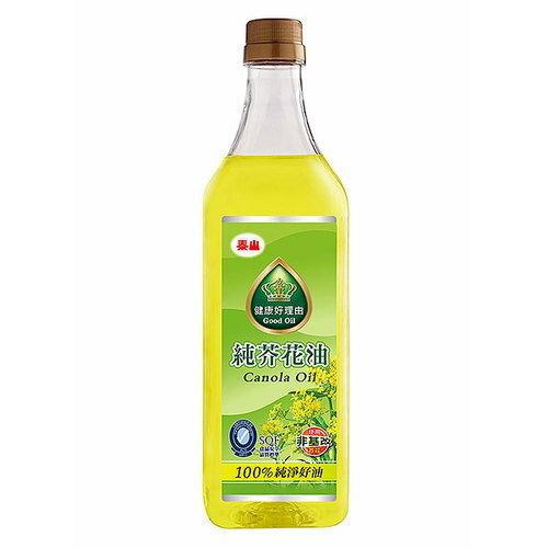泰山 100% 純芥花油 1L