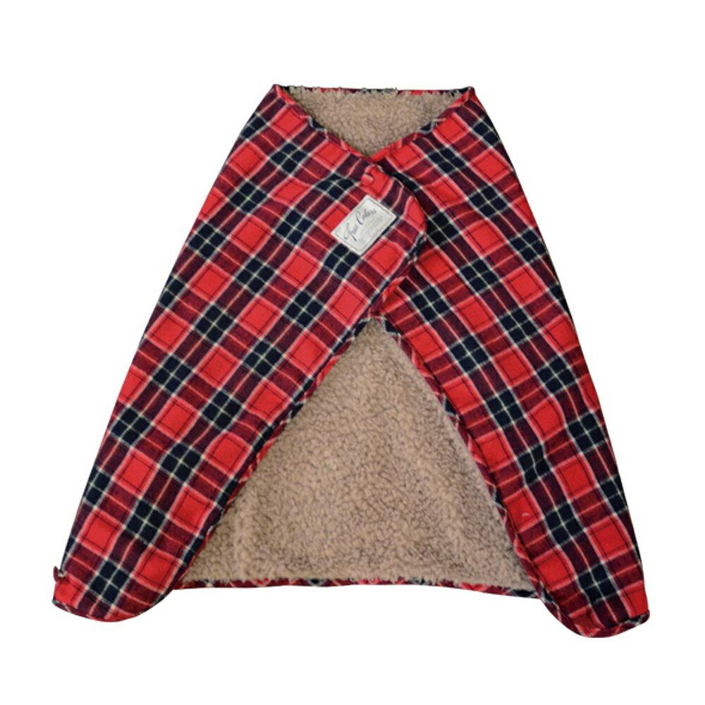 【DESTINO STYLE】格紋刷毛禦寒毯 1