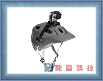 【GOPRO配件】GVHS30 GOPRO 頭盔帶 公司貨 含稅開發票
