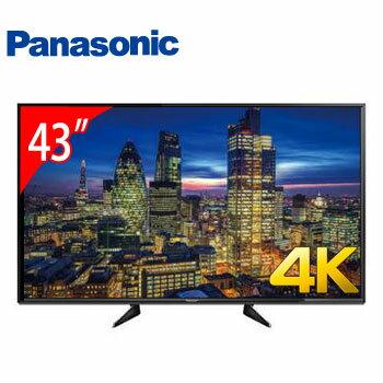 【特賣】Panasonic國際牌 43吋4KUHD 液晶顯示器 TH-43EX600W (無安裝)