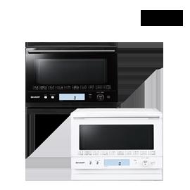 嘉頓國際 夏普 SHARP【RE-WF231】水波爐 烤箱 23L 微波烤箱 解凍 操作簡單 濕度感應器