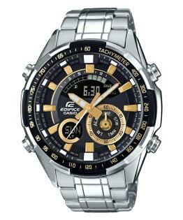 CASIOEDIFICEERA-600D-1A9Speed&Intelligence流行腕錶黑金面47mm
