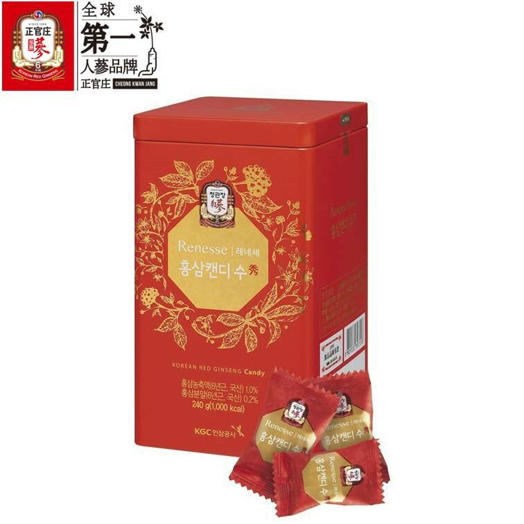 【正官庄】高麗蔘糖240g / 盒 附提袋 4 / 10左右出貨 0