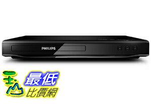 [106美國直購] Philips 全區DVD Player All Multi Region Zone Code 1080p HDMI Up-Converting DVD Player, Plays..