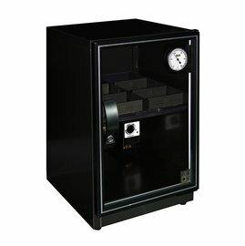 防潮家電46公升 DX-56 收藏家電子防潮箱 免運費 五年保固 單眼相機防潮/發霉/除濕/乾燥 4P四保科技