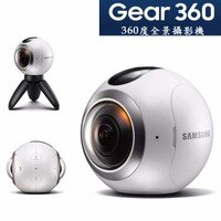 Samsung 三星到【送32G記憶卡-限量贈品】Samsung Gear 360 CAM (camera)環景攝影機全新到貨