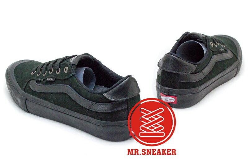 ☆Mr.Sneaker☆ VANS STYLE 112 新鞋型 PRO鞋墊 類OLD SKOOL 全黑 男段 2